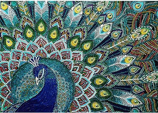 Scenic Diamond Painting  Kit 55cm X 45cm A485 Mosaic Home Decor US Seller 5D DIY Full Round Drill