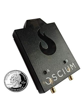 Ostium iMSO-204x, osciloscopio para Smartphone/Tablet (iOS ...