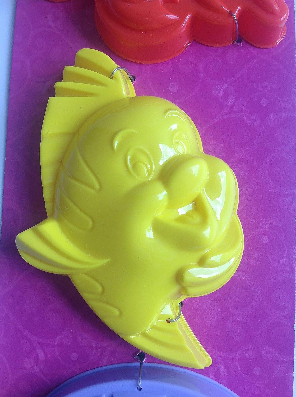 Disney Princess Sand Molds