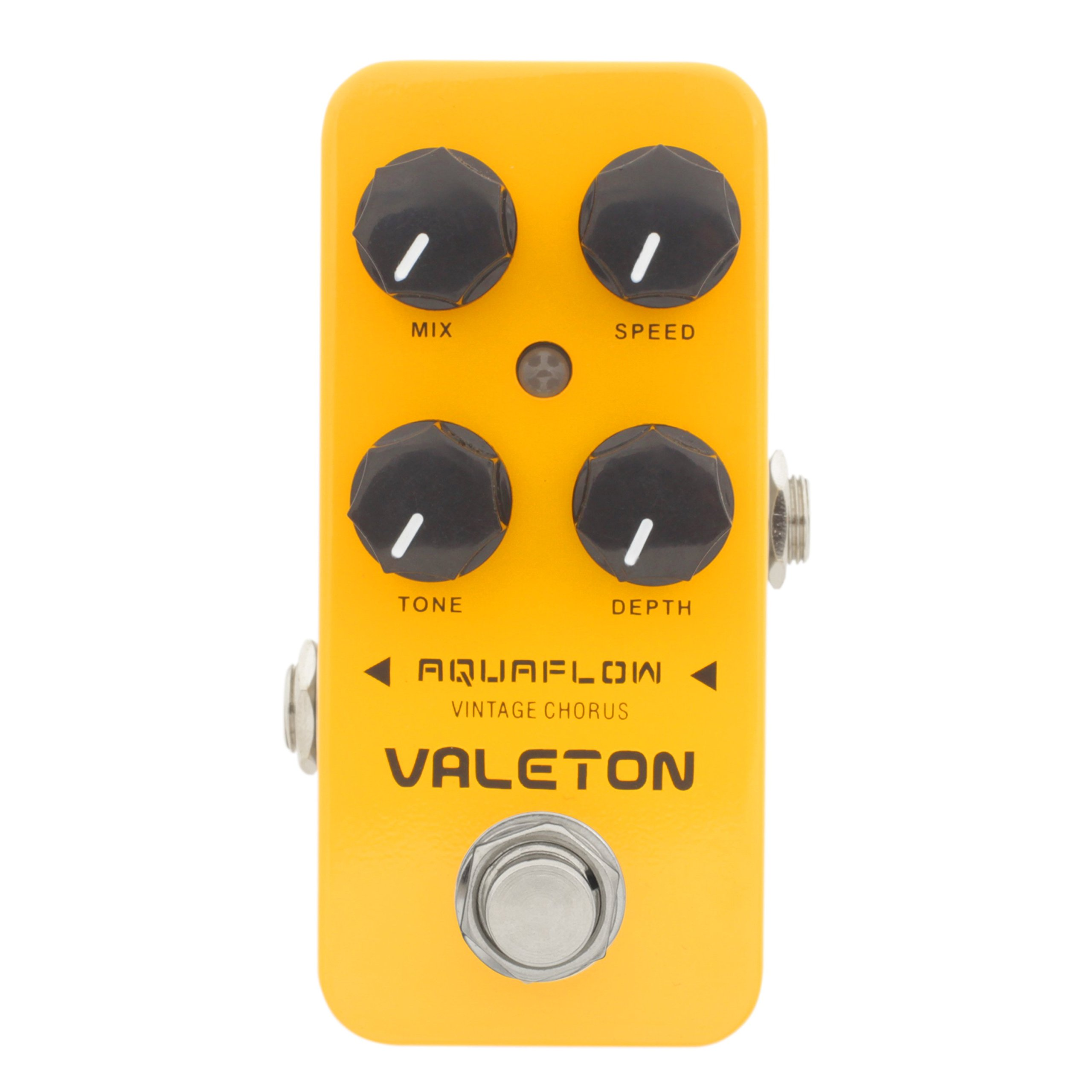 Valeton CCH-1 Aqua Flow Vintage Chorus Guitar Effect Pedal by Valeton