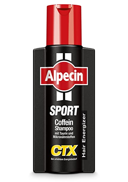Coffein-Shampoo CTX 250ml