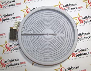 """316555800 New OEM Frigidaire Radiante Surface Element Dual 9""""/6"""" 2500watts (Rep. 316418401)"""