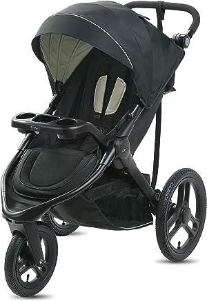 Graco FitFold Jogging Stroller, Rowan