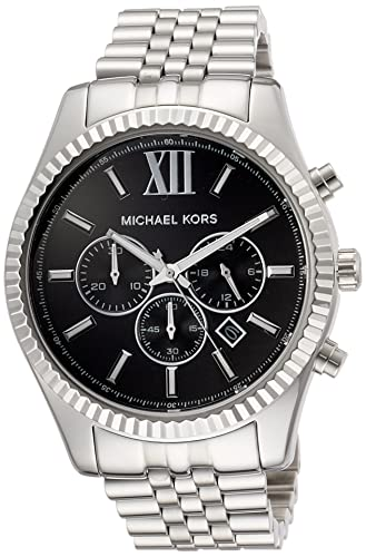 e1c9f8655ec0 Amazon | [マイケル・コース]MICHAEL KORS 腕時計 LEXINGTON MK8602 ...
