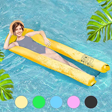 1 Pack Swimming Pool Float Adults Inflatable Floats For Adult Kids Raft Floaties