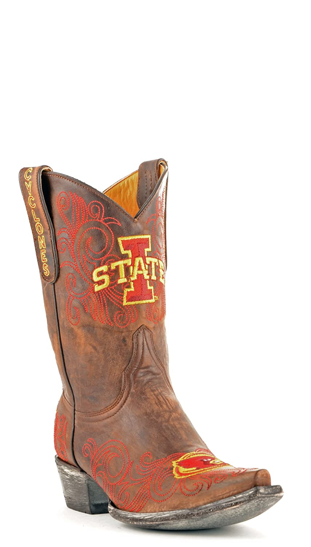 NCAA Iowa State Cyclones Women's 10 Inch Gameday Boots