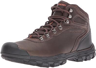 Skechers Skechers USA Men s Primero Chukka Boot Chocolate Clearance