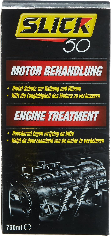 Slick 50 Tratamiento para el motor, 750ml: Amazon.es: Coche y moto