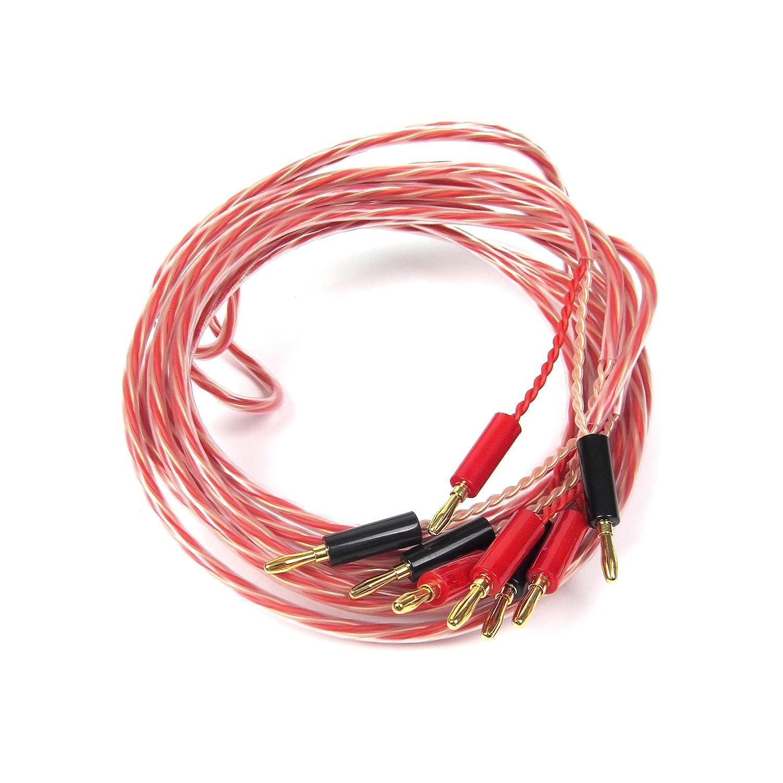 Pro - Ject :接続It LSスピーカーワイヤペア( 3.0 M ) B00AMEZV0S