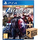 MARVEL'S AVENGERS DELUXE EDITION + Free Mysterious Box