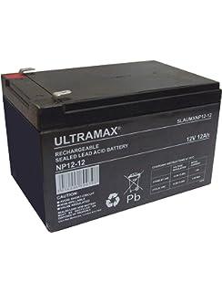 promo code 713d6 26288 Ultramax NP12-12, 12v 12Ah 20HR (as 10Ah, 14Ah   15Ah)