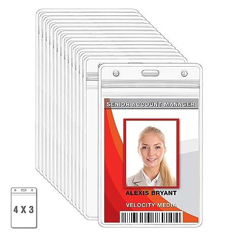 Amazon.com: Porta tarjetas vertical para tarjeta de ...