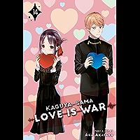 Kaguya-sama: Love Is War, Vol. 14 (English Edition)