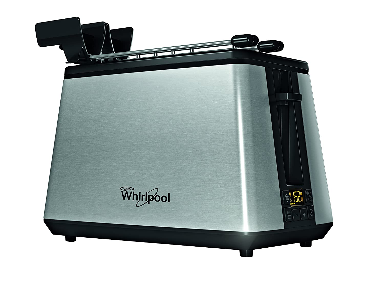 buy whirlpool ultimate collection 77011 900 watt 2 slice pop up rh amazon in KitchenAid Toasters at Target Whirlpool Microwave Oven