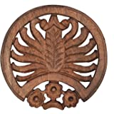 Wood Trivets For Hot Dishes Kitchen Pressure Cooker Mat Pot Holder Draining Board Tableware Dining Table Accessories Tools and Gadgets