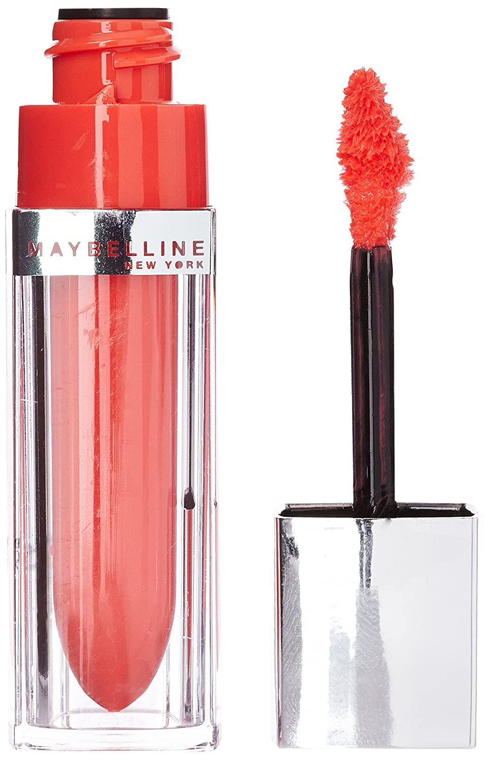 Maybelline New York Color Elixir by Color Sensational - Laque à lèvres Rouge - 400 alluring coral GEMEY MAYBELLINE