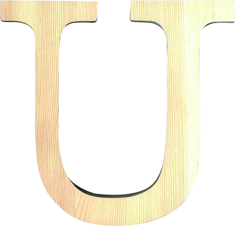 Artemio Letra de Madera Grande U Ref 14001127