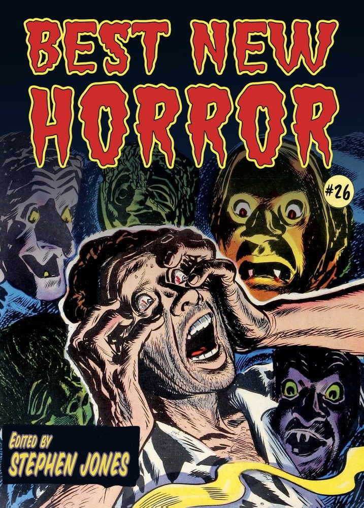 Best New Horror #26: Anthology edited by Stephen Jones PDF