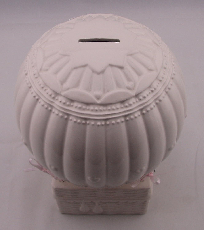 Hallmark Girls Ceramic Balloon Bank