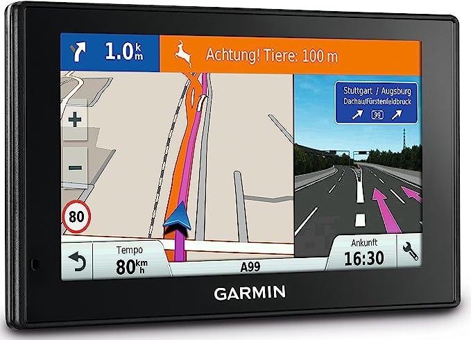 Garmin Drivesmart 60 Lmt D Eu Navigationsgerät 6 Zoll Elektronik