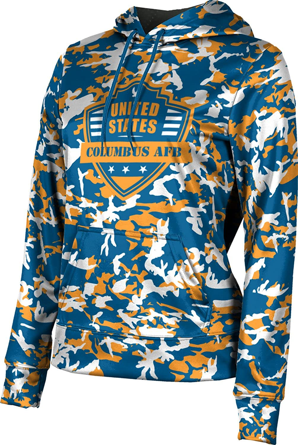 ProSphere Women's Columbus AFB Military Camo Pullover Hoodie