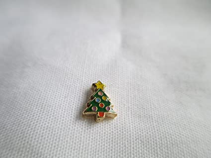 Amazon Floating Christmas Tree Charm Add To Your Origami Owl