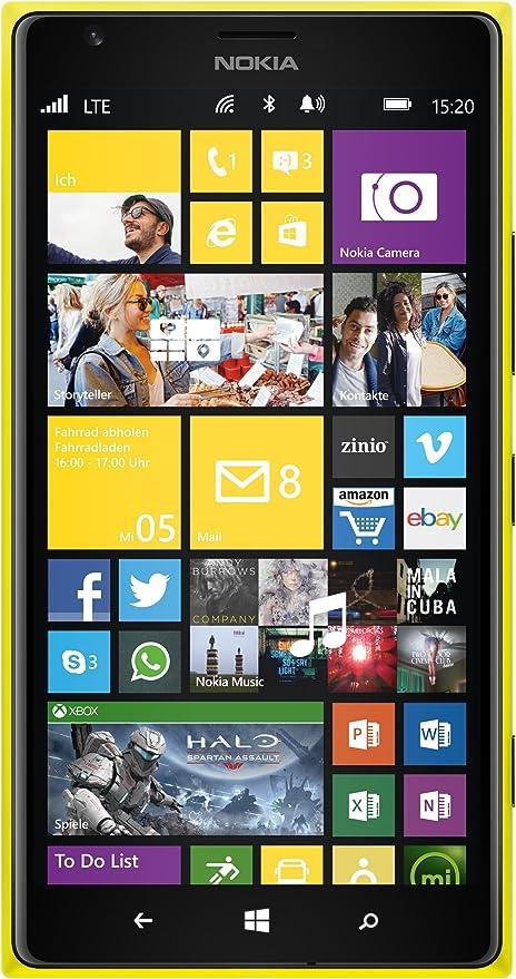 Nokia Lumia 1520 - Smartphone libre Windows Phone (pantalla 6