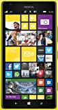 Nokia Lumia 1520 Smartphone (6 Zoll (15,2 cm) Touch-Display, 32 GB Speicher, Windows 8) gelb