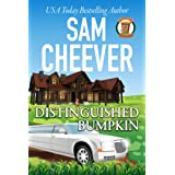 Distinguished Bumpkin: Page-Turning Cozy With Fun and Fabulous Fur Babies (Country Cousin Mysteries Book 8)