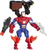 Marvel – Super Hero Mashers – Iron Patriot – Figurine à Assembler (Import Royaume-Uni)