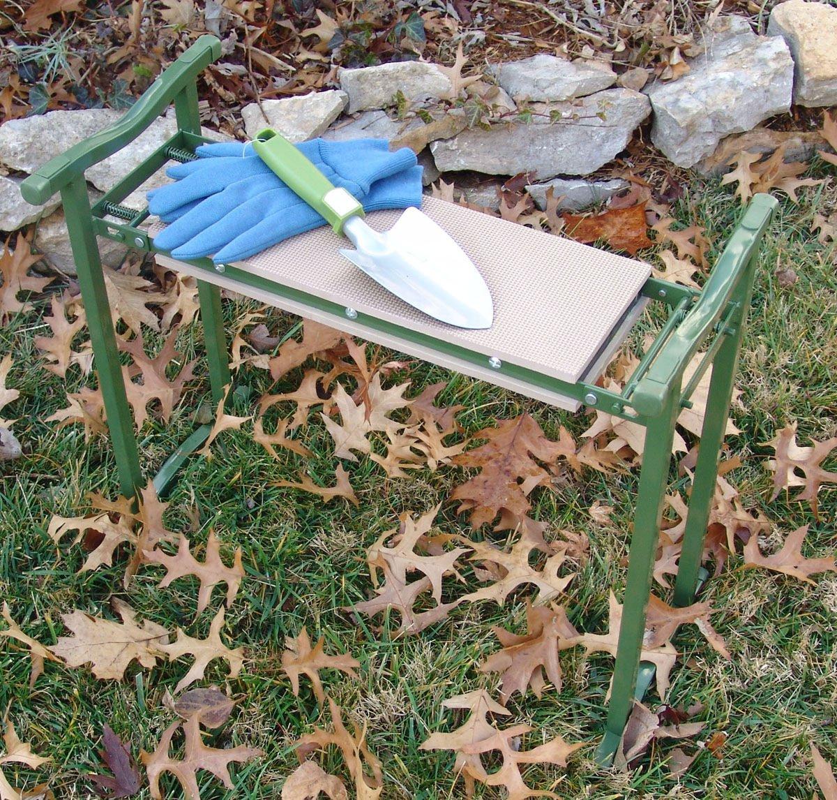 Amazon.com : Portable Multiuse Folding Garden Kneeling Bench And Seat,  WA153 : Garden Kneeling Cushions : Garden U0026 Outdoor