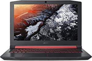 "Acer Nitro 15.6"" FHD Gaming Laptop PC, Intel Core i5-7300HQ Quad-Core, NVIDIA GeForce GTX 1050, 8GB DDR4, 1TB HDD+128GB SSD, Windows Mixed Reality Ultra Ready, Windows 10"
