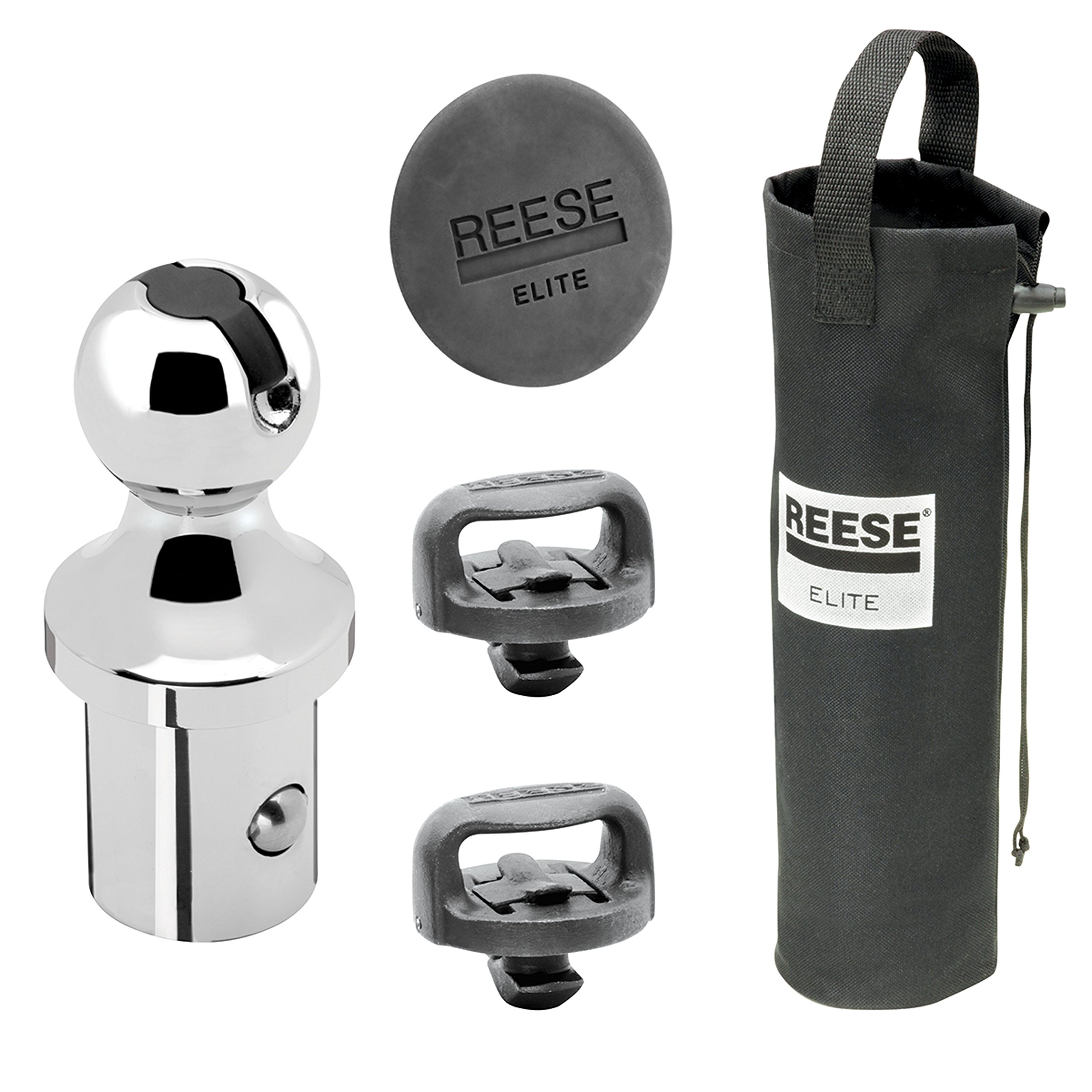 Reese 30137 Elite Pop-in Ball Kit by Reese