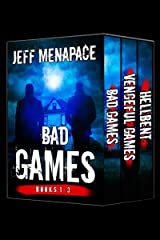 The Bad Games Series Box Set: Books 1-3 Kindle Edition