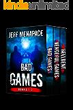 The Bad Games Series Box Set: Books 1-3