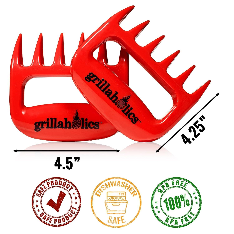 Amazon.com: Grillaholics - Garras de carne - los mejores ...