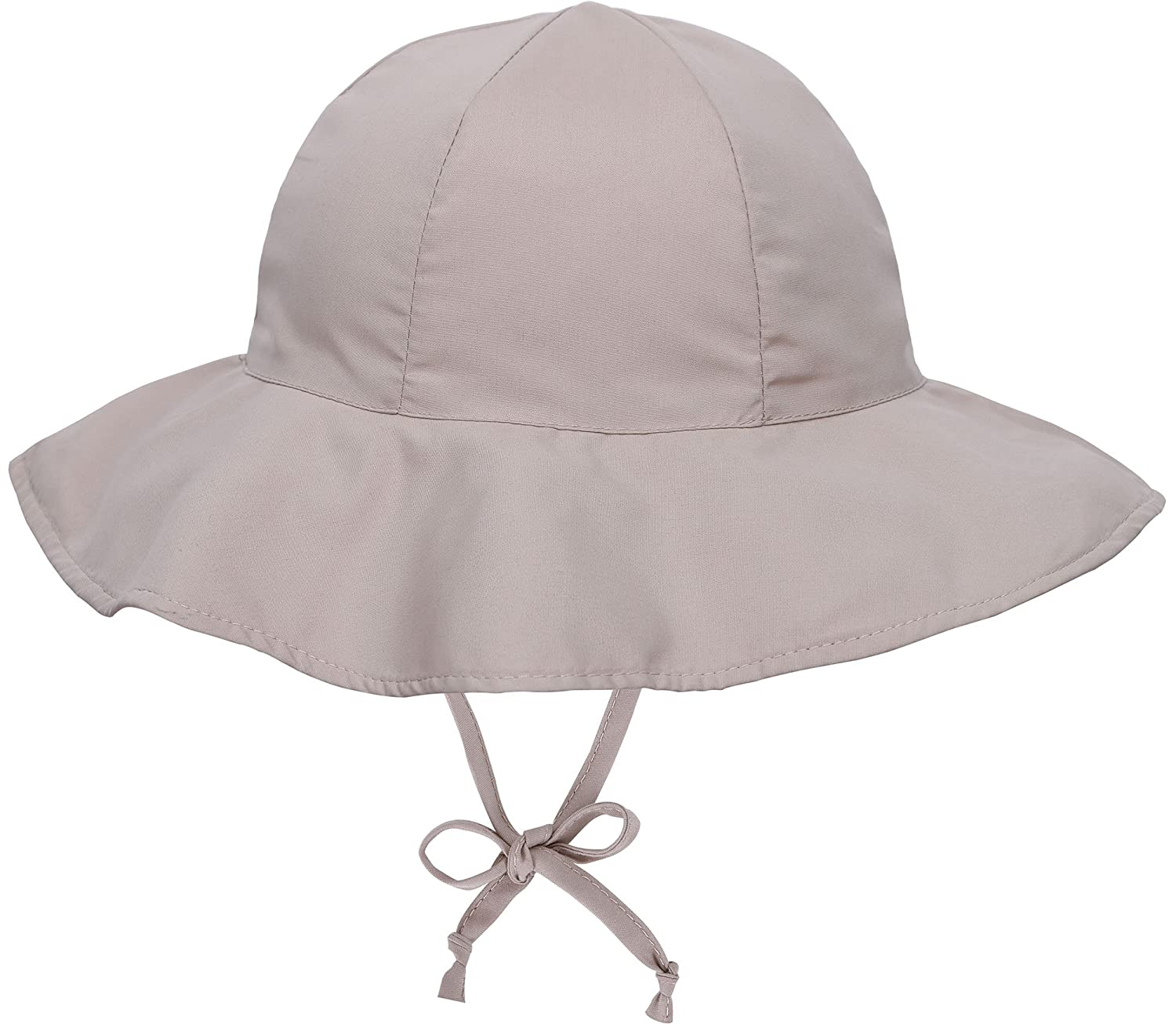 61a8a5d7cca Amazon.com  ThunderCloud Kid s 50+ SPF UV Protective Wide Brim Bucket Baby  Sun Hat  Clothing