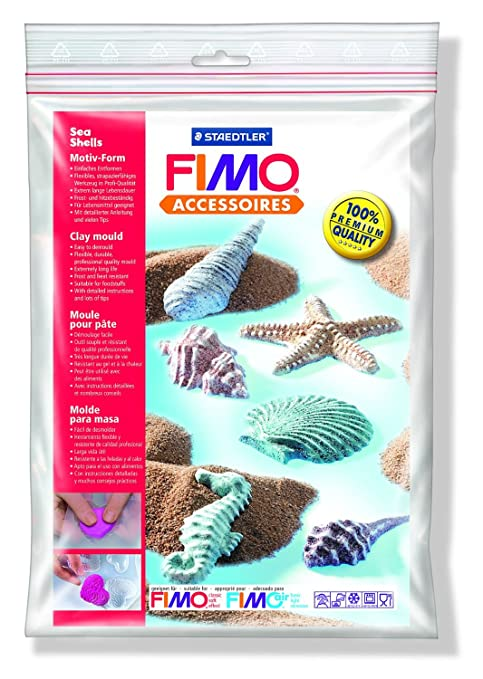 12 opinioni per Staedtler 8742- Formine per pasta da modellare Fimo Accessoires, motivo: