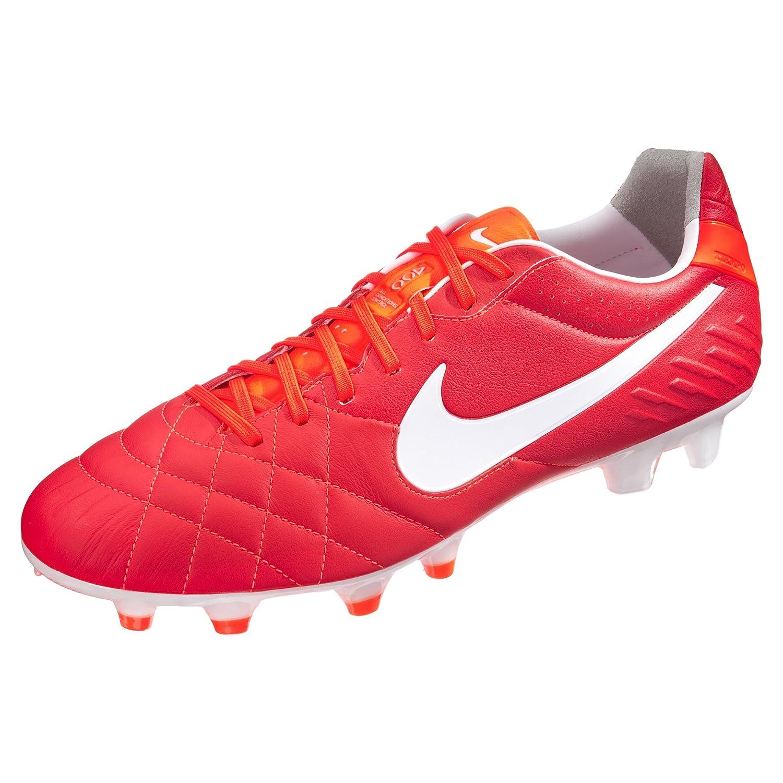 the best attitude 2020f 97323 NIKE Tiempo Legend IV FG Football Boots Sunburst Red/White ...