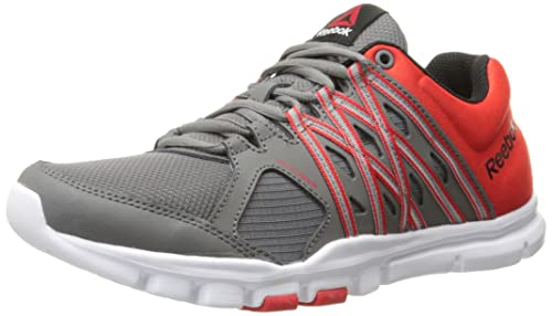 d4cd9b4a7035ab Image Unavailable. Image not available for. Colour  Reebok Men s Yourflex  Train 8.0 ...