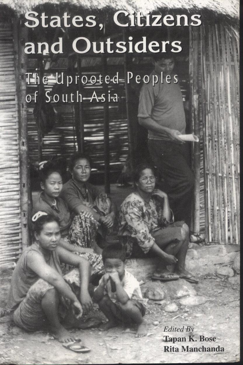 Download States, Citizens and Outsiders: The Uprooted Peoples of South Asia ebook