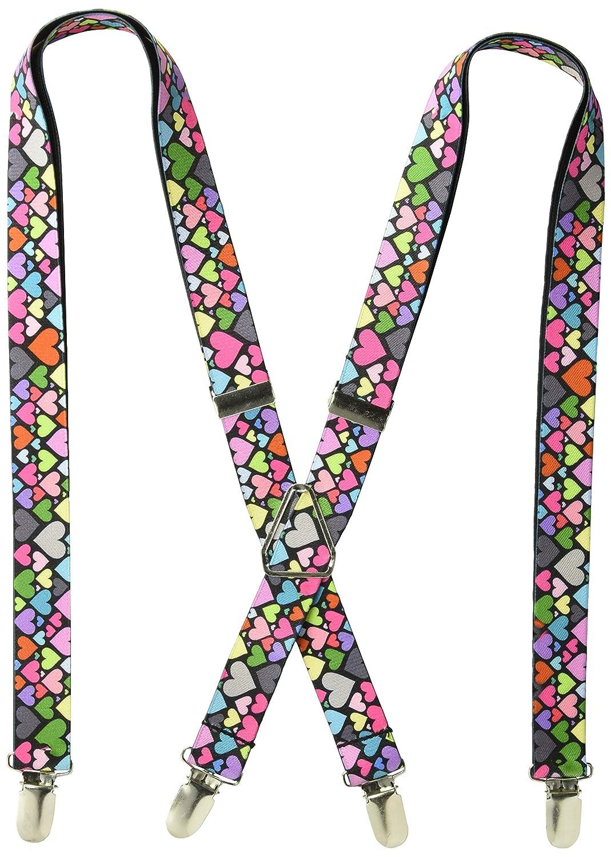 Buckle-Down Suspender - Hearts SP-W30816