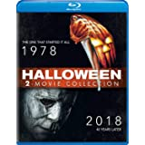 Halloween 2-Movie Collection (1978 / 2018) [Blu-ray]