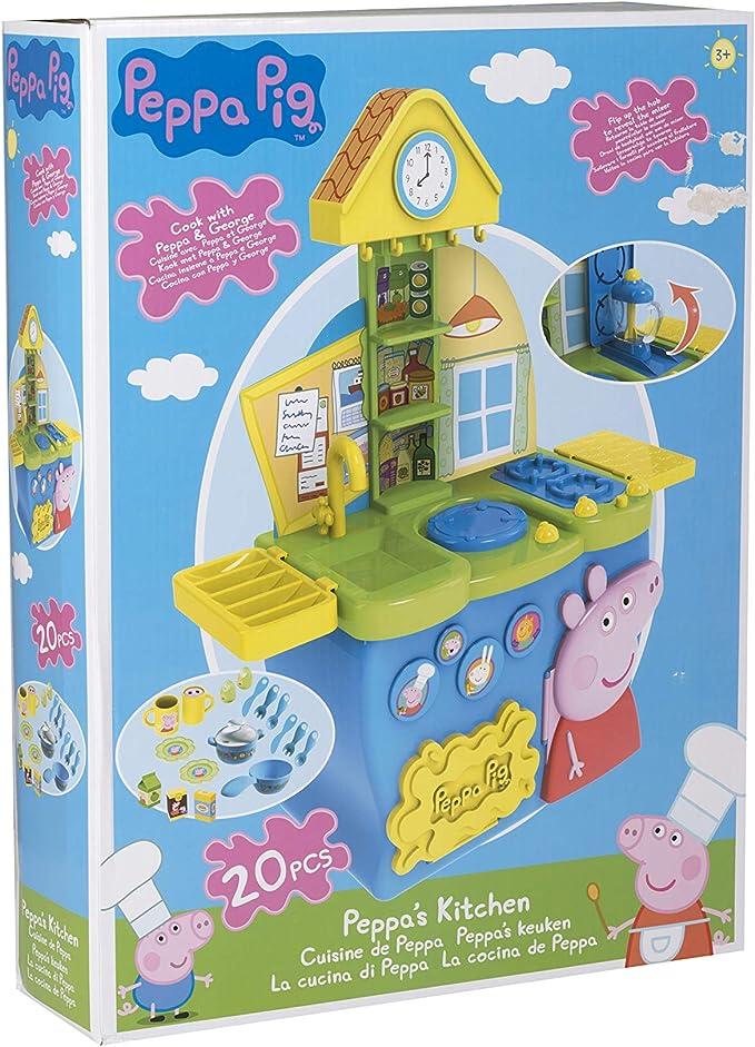 Peppa Pig Kitchen Toy Amazon Co Uk Toys Games