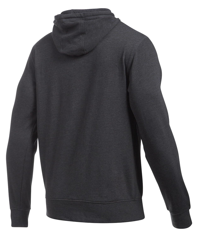 Camiseta deportiva de manga corta para hombre color negro Woodworth Ark-Survival-Evolved de algod/ón informal