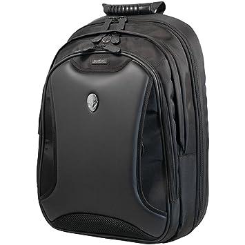 "Mobile Edge Alienware Orion M14x Backpack 14.1"" Mochila Negro - Funda (Mochila para tablet"