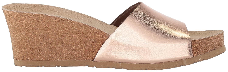 Mephisto Women's Lise Slide Sandal B073ZJ3Y95 5 B(M) US|Old Pink