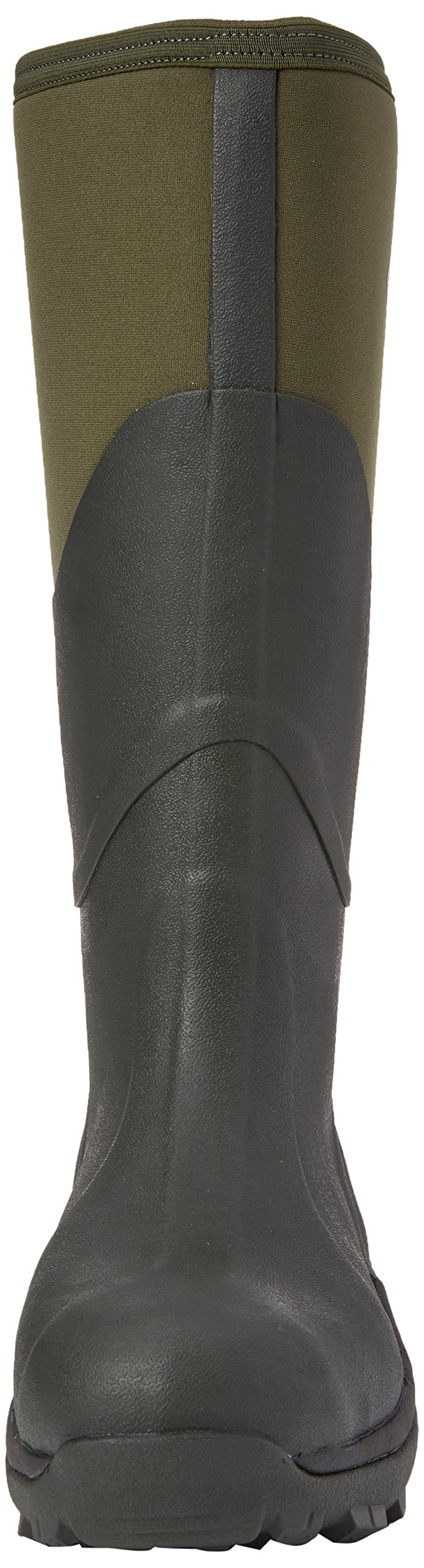 Muck Mens Muckmaster Green Textile Boots 9 US by Muck Boot (Image #4)