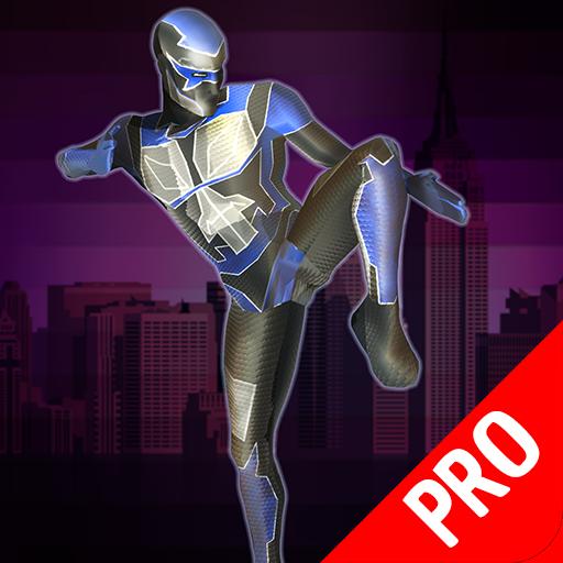 [Superheroes: Gods of Future Pro] (Famous Superhero Costumes)