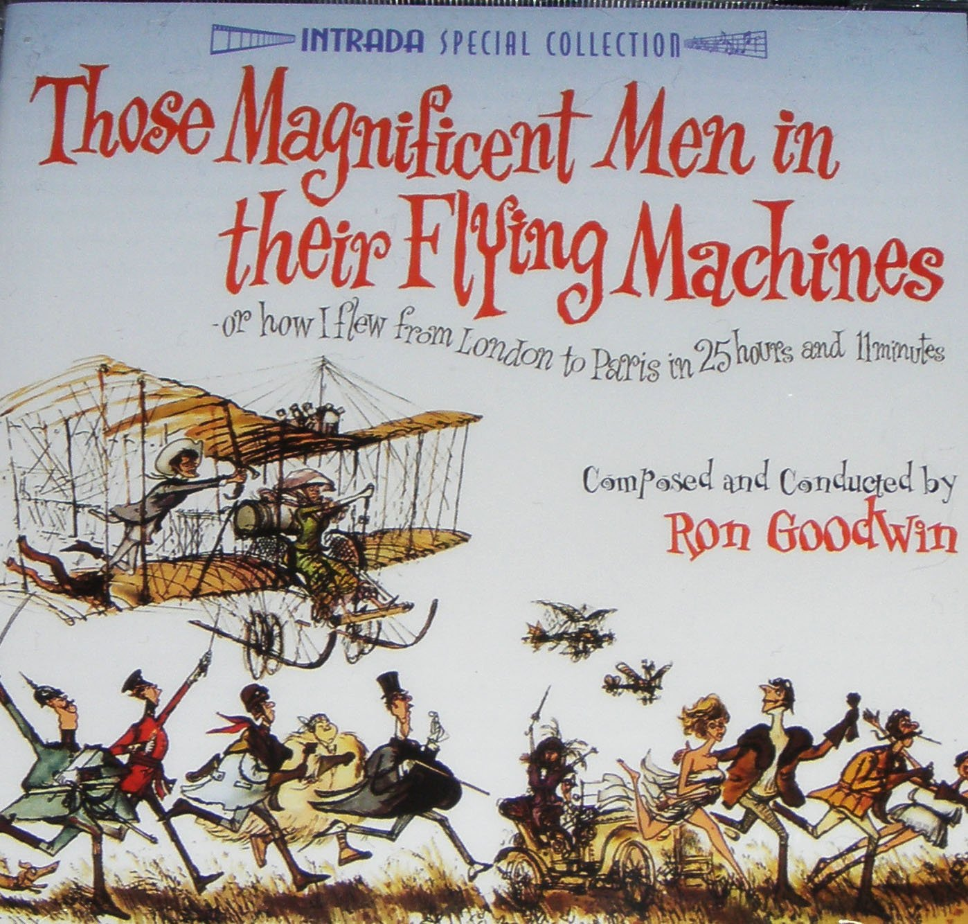 Those Magnificent Men in Their Flying Machines: RON GOODWIN ...